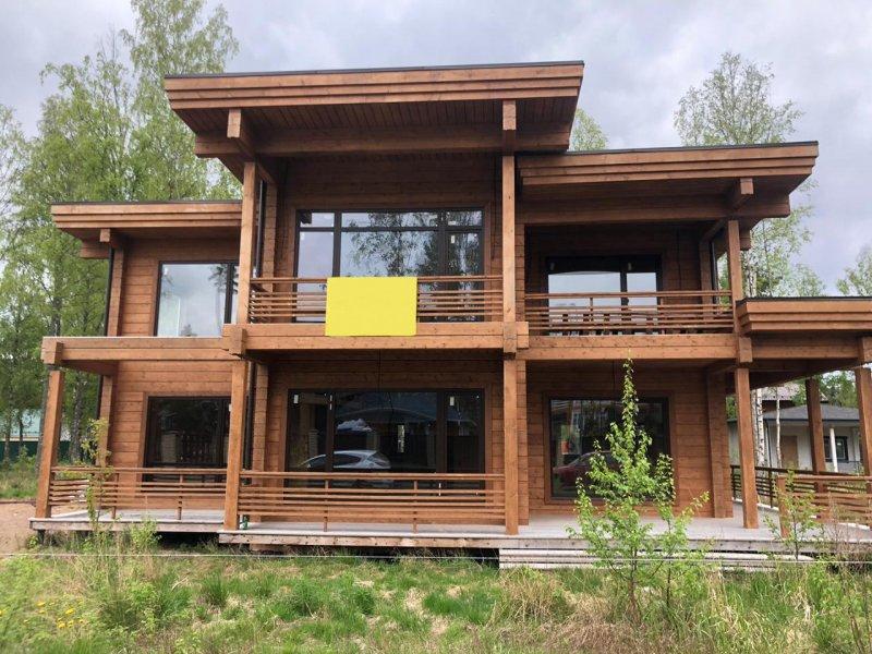 Дом на участке №62