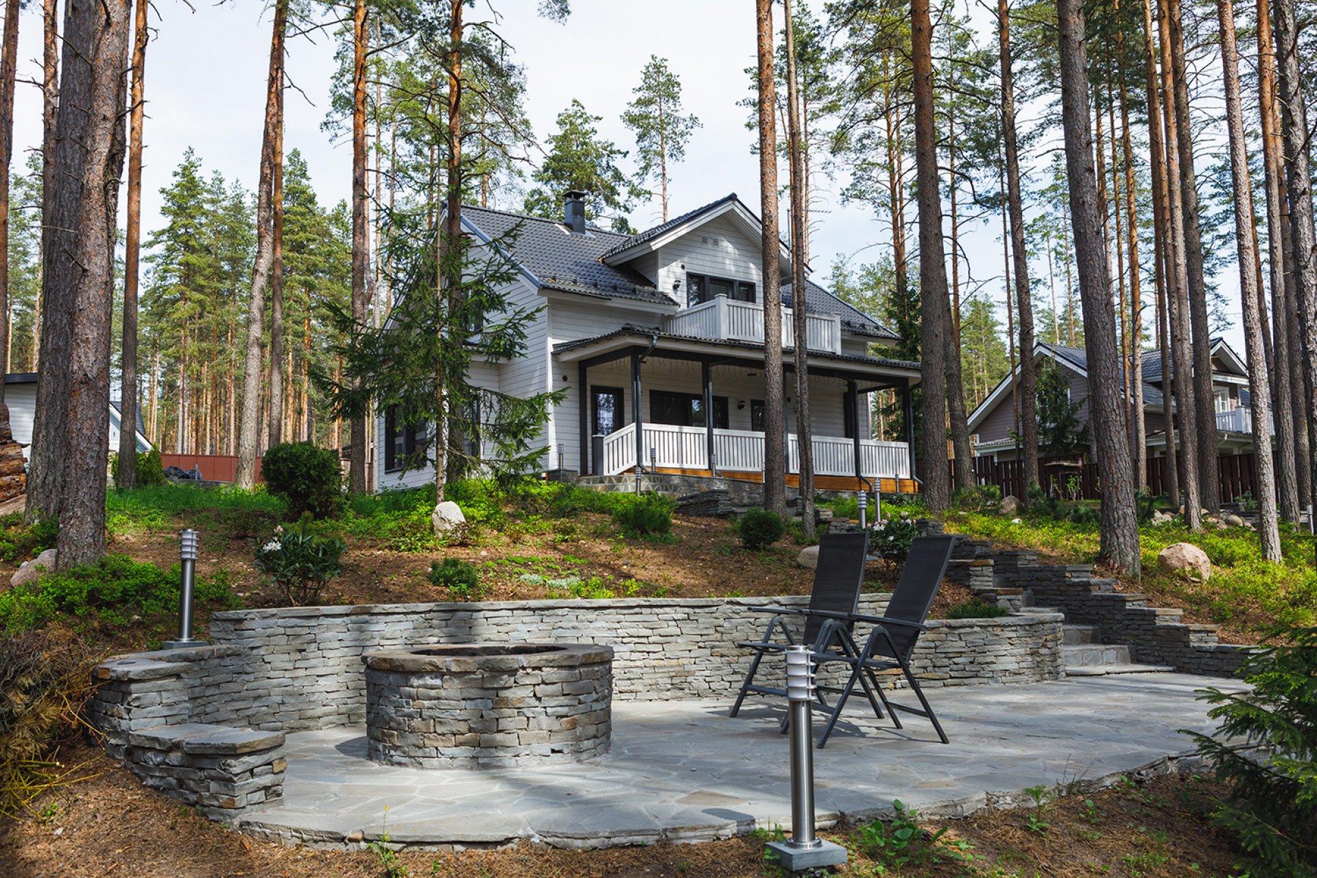Финский дом в продаже